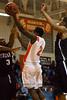 Evans Trojans @ Boone Braves Boys Varsity Basketball  - 2013 DCEIMG-2043