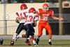 Freedom Patriots @ Boone Braves JV Football  - 2013 DCEIMG-1521