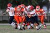 Freedom Patriots @ Boone Braves JV Football  - 2013 DCEIMG-1532