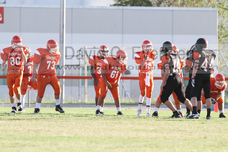 Winter Park Wildcats @ Boone Braves JV Football  - 2013 - DCEIMG-8821