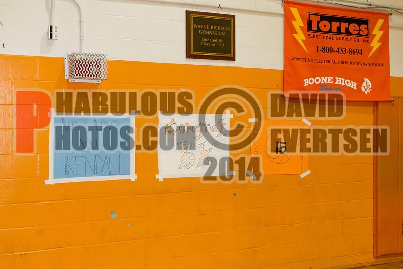 Boone Girls Basketball Senior Night  - 2014 - DCEIMG-2116