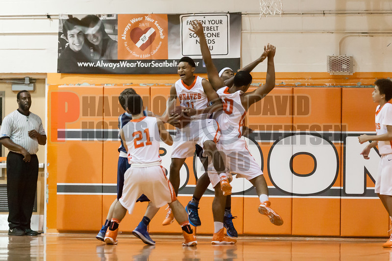 Dr  Phillips Panthers @ Boone Braves Boys Varsity Basketball - 2015 -DCEIMG-2077