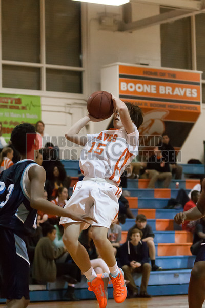 Dr  Phillips Panthers @ Boone Braves Boys Varsity Basketball - 2015 -DCEIMG-2118