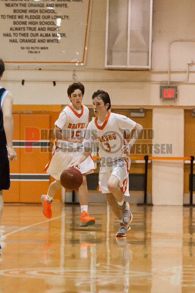 Dr  Phillips Panthers @ Boone Braves Boys Varsity Basketball - 2015 -DCEIMG-2102