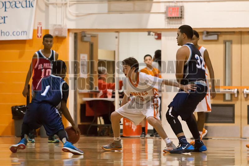 Dr  Phillips Panthers @ Boone Braves Boys Varsity Basketball - 2015 -DCEIMG-2058