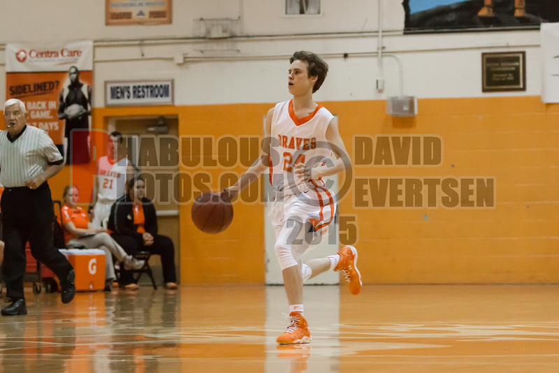 Dr  Phillips Panthers @ Boone Braves Boys Varsity Basketball - 2015 -DCEIMG-1925