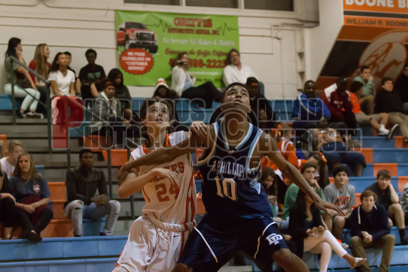 Dr  Phillips Panthers @ Boone Braves Boys Varsity Basketball - 2015 -DCEIMG-2124