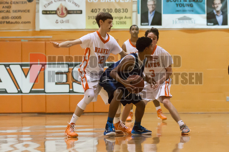 Dr  Phillips Panthers @ Boone Braves Boys Varsity Basketball - 2015 -DCEIMG-1886