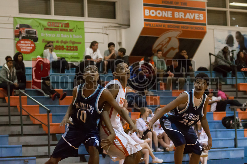 Dr  Phillips Panthers @ Boone Braves Boys Varsity Basketball - 2015 -DCEIMG-2017