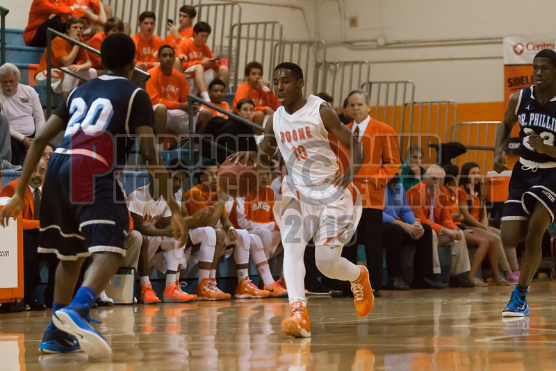 Dr  Phillips Panthers @ Boone Braves Boys Varsity Basketball - 2015 -DCEIMG-2177