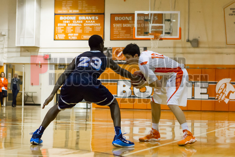 Dr  Phillips Panthers @ Boone Braves Boys Varsity Basketball - 2015 -DCEIMG-1367