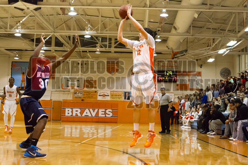 Dr  Phillips Panthers @ Boone Braves Boys Varsity Basketball - 2015 -DCEIMG-1248
