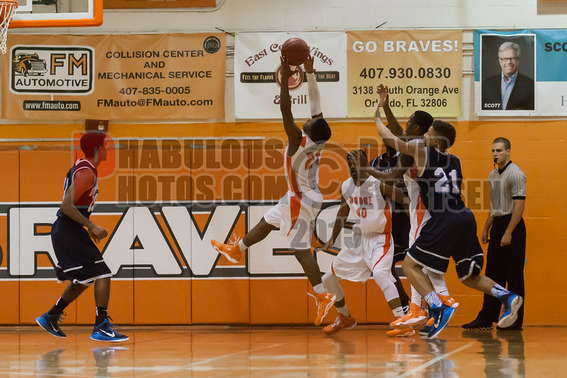 Dr  Phillips Panthers @ Boone Braves Boys Varsity Basketball - 2015 -DCEIMG-2255