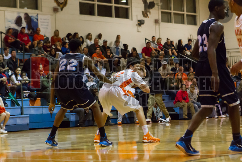 Dr  Phillips Panthers @ Boone Braves Boys Varsity Basketball - 2015 -DCEIMG-1347