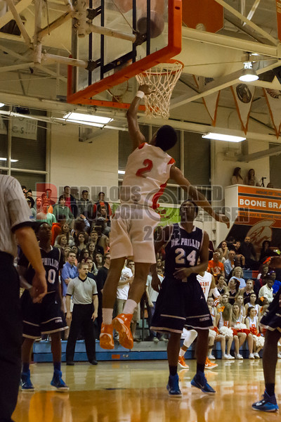 Dr  Phillips Panthers @ Boone Braves Boys Varsity Basketball - 2015 -DCEIMG-1360