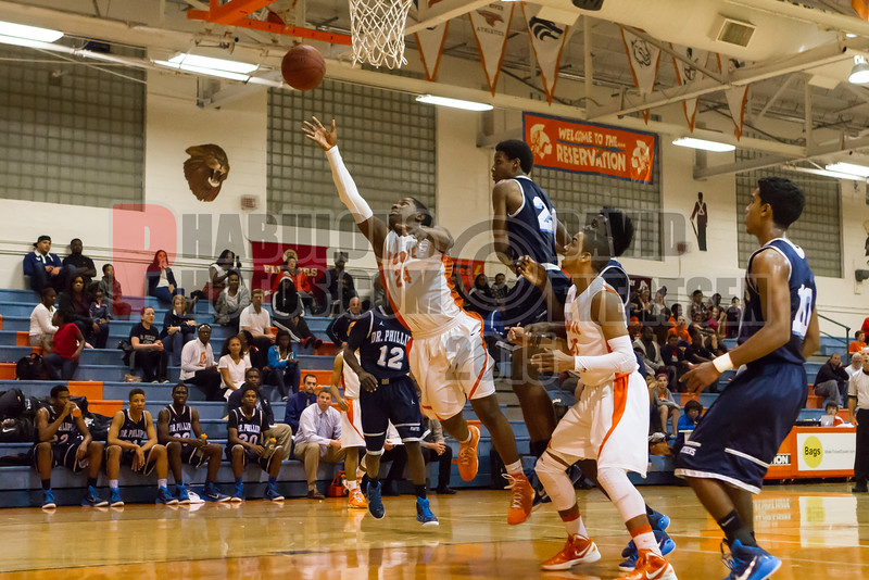 Dr  Phillips Panthers @ Boone Braves Boys Varsity Basketball - 2015 -DCEIMG-1231