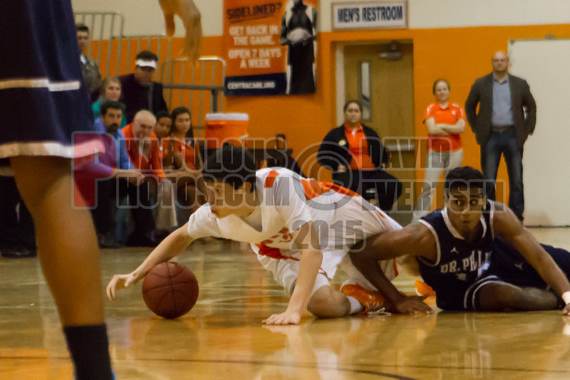 Dr  Phillips Panthers @ Boone Braves Boys Varsity Basketball - 2015 -DCEIMG-1298