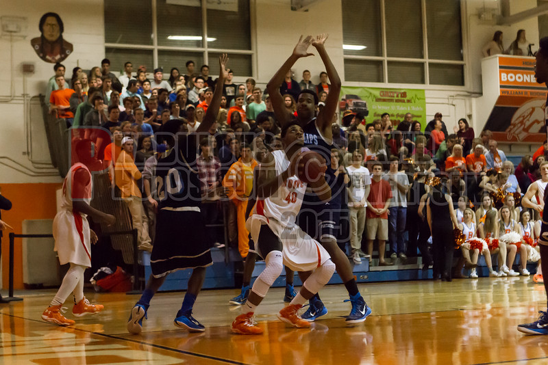 Dr  Phillips Panthers @ Boone Braves Boys Varsity Basketball - 2015 -DCEIMG-1318