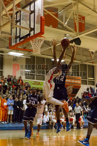 Dr  Phillips Panthers @ Boone Braves Boys Varsity Basketball - 2015 -DCEIMG-1345