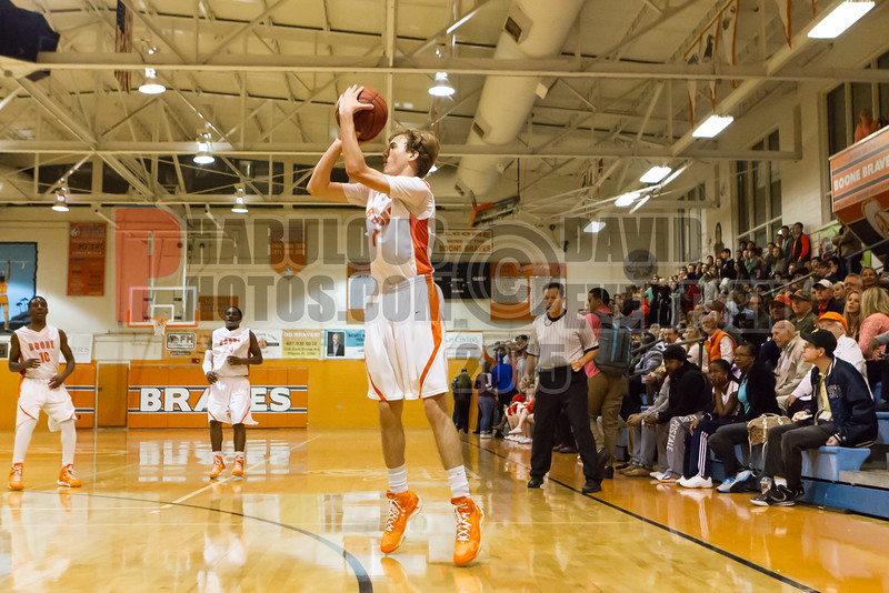 Dr  Phillips Panthers @ Boone Braves Boys Varsity Basketball - 2015 -DCEIMG-1227