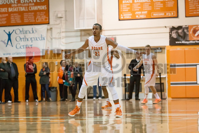 Dr  Phillips Panthers @ Boone Braves Boys Varsity Basketball - 2015 -DCEIMG-2376