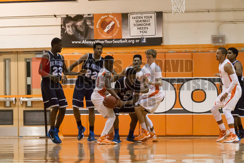 Dr  Phillips Panthers @ Boone Braves Boys Varsity Basketball - 2015 -DCEIMG-2323