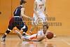 Lake Howell Silver Hawks @ Boone Braves Boys Varsity Basketball - 2014-DCEIMG-7623