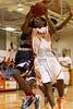 Lake Howell Silver Hawks @ Boone Braves Boys Varsity Basketball - 2014-DCEIMG-4029
