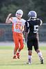 Boone Braves @ Cypress Creel Bears Freshman Football  -  2014 - DCEIMG-7174