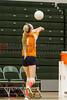 Boone Braves @ Oak Ridge Pioneers Girls Varsity Volleyball - 2014- DCEIMG-2819