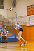 West Orange Warriros @ Boone Braves Girsl Varsity Volleyball  -  2014 - DCEIMG-1488