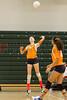 Boone Braves @ Oak Ridge Pioneers Girls Varsity Volleyball - 2014- DCEIMG-2780