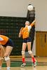 Boone Braves @ Oak Ridge Pioneers Girls Varsity Volleyball - 2014- DCEIMG-2901