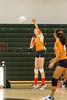 Boone Braves @ Oak Ridge Pioneers Girls Varsity Volleyball - 2014- DCEIMG-2781