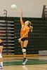 Boone Braves @ Oak Ridge Pioneers Girls Varsity Volleyball - 2014- DCEIMG-2747