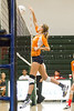 Boone Braves @ Oak Ridge Pioneers Girls Varsity Volleyball - 2014- DCEIMG-2874