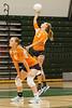 Boone Braves @ Oak Ridge Pioneers Girls Varsity Volleyball - 2014- DCEIMG-2838