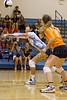 West Orange Warriros @ Boone Braves Girsl Varsity Volleyball  -  2014 - DCEIMG-1432