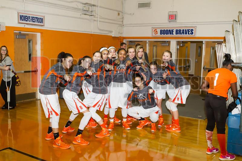 Evan Trojans @ Boone Braves Girls Varsity Basketball - 2015 -DCEIMG-1381