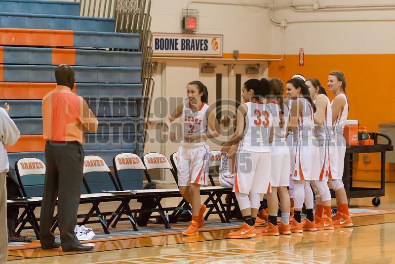 Evan Trojans @ Boone Braves Girls Varsity Basketball - 2015 -DCEIMG-2671