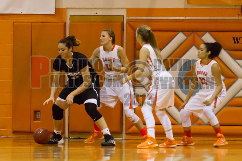 Timber Creek Wolves @ Boone Braves Girls Varsity Basketball - 2014- DCEIMG-2065