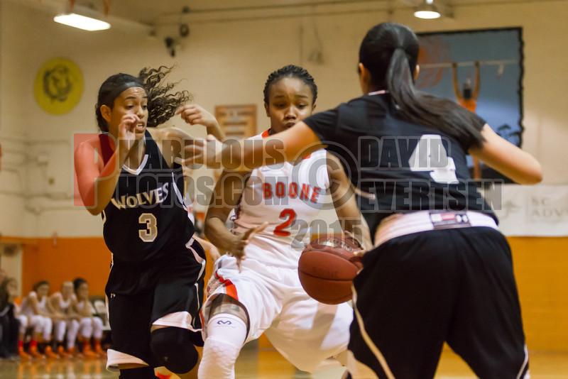 Timber Creek Wolves @ Boone Braves Girls Varsity Basketball - 2014- DCEIMG-2013