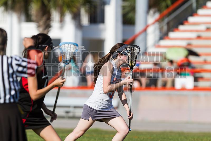 Lake Mary Rams @ Boone Braves Girls Varsity Lacrosse - 2015 - DCEIMG-6327