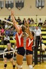 Boone Braves @ Bishop Moore Catholic Hornets Girls Varsity Volleyball- 2014- DCEIMG-1432