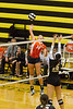 Boone Braves @ Bishop Moore Catholic Hornets Girls Varsity Volleyball- 2014- DCEIMG-1084