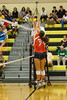 Boone Braves @ Bishop Moore Catholic Hornets Girls Varsity Volleyball- 2014- DCEIMG-1425