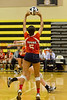 Boone Braves @ Bishop Moore Catholic Hornets Girls Varsity Volleyball- 2014- DCEIMG-1159