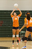 Boone Braves @ Oak Ridge Pioneers Girls Varsity Volleyball - 2014- DCEIMG-2753