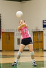 Boone Braves @ Oak Ridge Pioneers Girls Varsity Volleyball - 2014- DCEIMG-2786