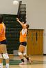 Boone Braves @ Oak Ridge Pioneers Girls Varsity Volleyball - 2014- DCEIMG-2764